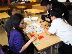 Real Options for City Kids (R.O.C.K.) After School Program at Visitacion Valley Middle School