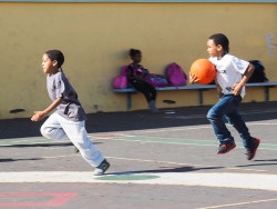 R.O.C.K. after-school programming at El Dorado Elementary School