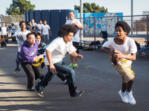 ROCK After School Program at Visitacion Valley Middle School